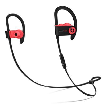 Beats Powerbeats3 - bezdrátová sluchátka - červená; mnly2zm/a