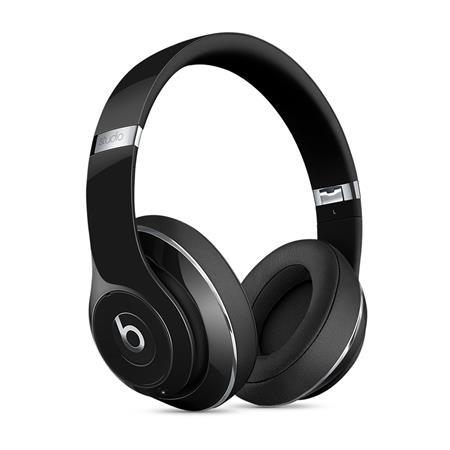 Beats by Dr. Dre Studio Wireless - leskle černá; mp1f2zm/a