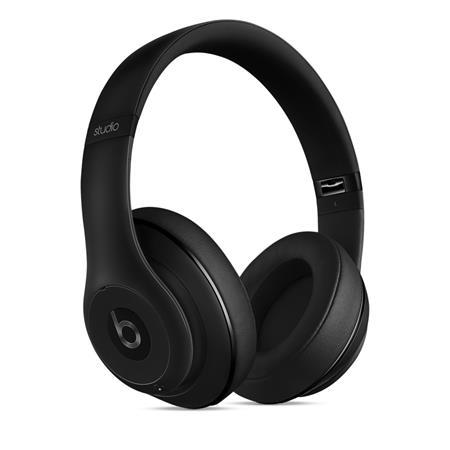 Beats by Dr. Dre Studio Wireless - matně černá; MHAJ2ZM/B