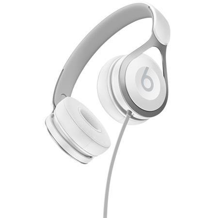 Beats EP - náhlavní sluchátka, 3,5mm, nastavitelná, bílá; ml9a2zm/a