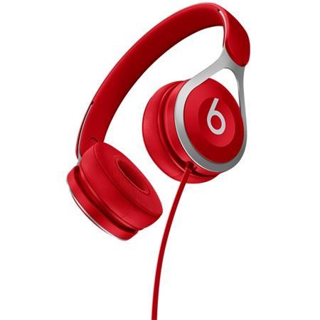 Beats EP - náhlavní sluchátka, 3,5mm, nastavitelná, červená; ml9c2zm/a