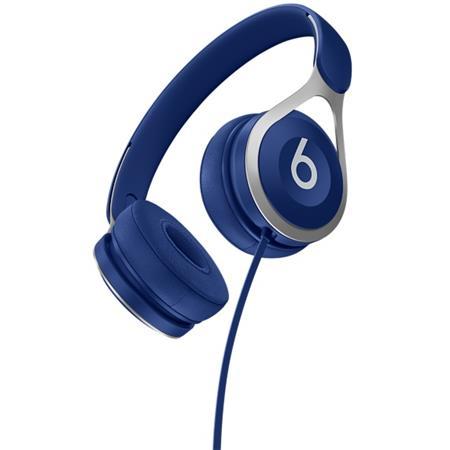 Beats EP - náhlavní sluchátka, 3,5mm, nastavitelná, modrá; ml9d2zm/a