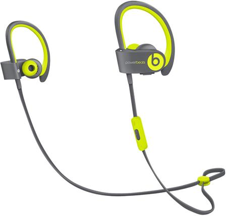 Beats Powerbeats 2 Wireless - špuntová, Active collection, žlutá; mkpx2zm/a