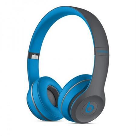 Beats By Dr. Dre Solo 2 Active - náhlavní sluchátka bezdrátová, modrá; mkq32zm/a