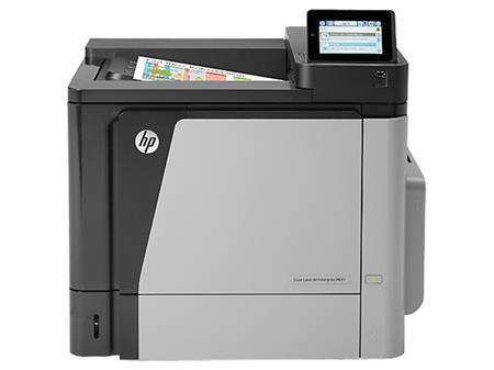 HP LaserJet Color M651dn - barevná laserová tiskárna, A4, 42 ppm, USB, LAN