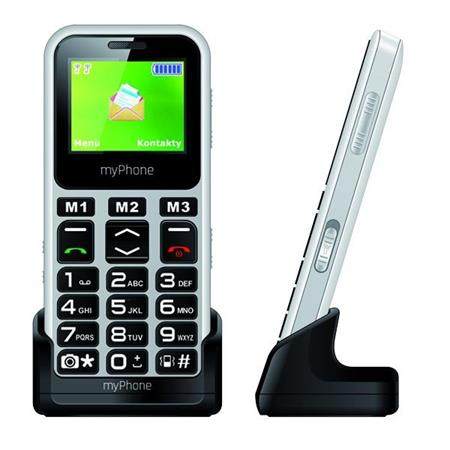 TELEFON myPhone HALO MINI BÍLÝ