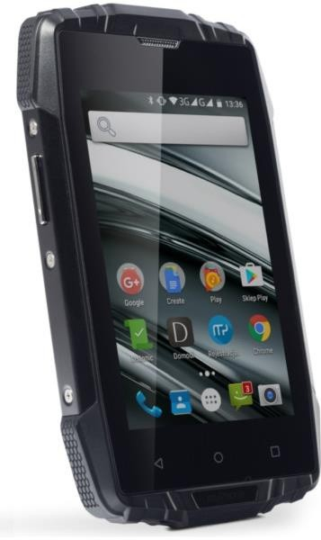 myPhone HAMMER IRON 2 ČERNÝ; TELMYAHIRON2BK