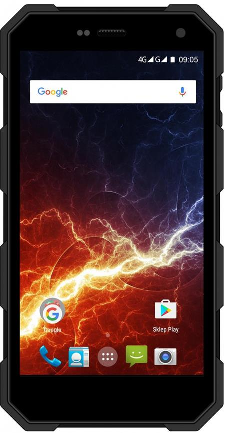 myPhone HAMMER ENERGY ČERNÝ; TELMYAHAENERBK