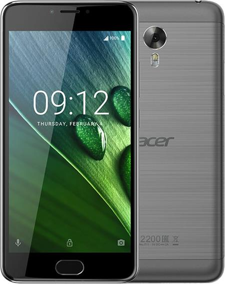 Acer Liquid Z6 Plus; HM.HX2EE.001