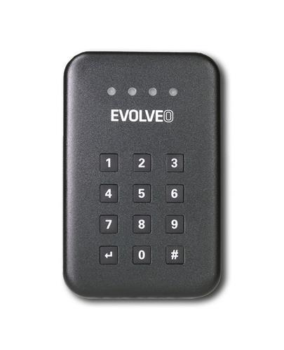"""EVOLVEO 2.5"""" Encrypt 1, externí rámeček na HDD, USB 3.0"""