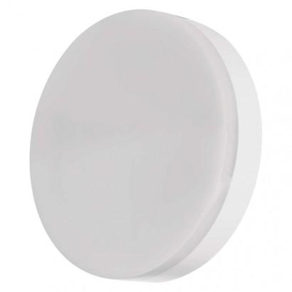 LED přisazené svítidlo, kruh 24W studená bílá IP44