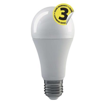 EMOS LED žárovka Premium A70 20W E27 neutrální bílá *ZL4617; 1525693450
