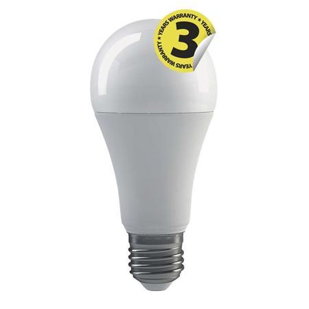EMOS LED žárovka Premium A70 20W E27 teplá bílá *ZL4616; 1525693250