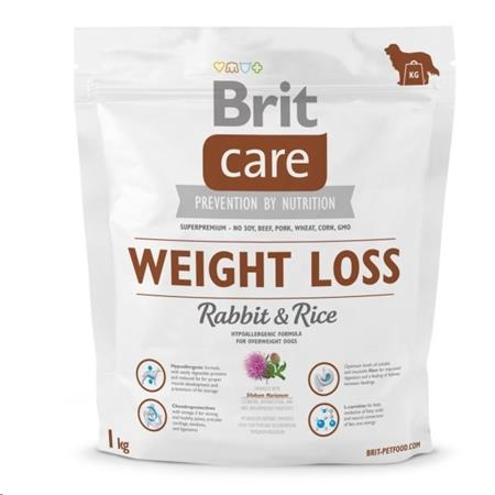 Brit Care Dog Weight Loss Rabbit & Rice; 76672