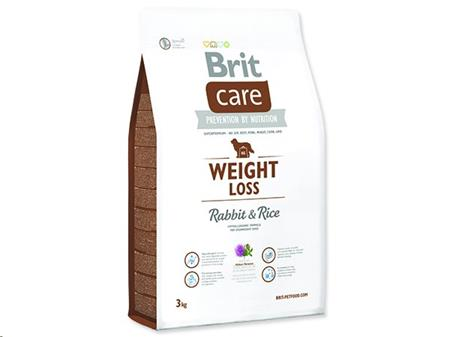 Brit Care Dog Weight Loss Rabbit & Rice ; 76670