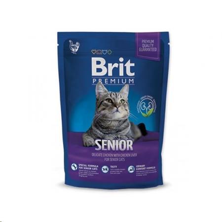 Brit Premium Cat Senior ; 81713