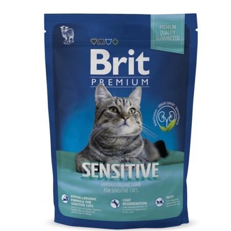 Brit Premium Cat Sensitive 1,5kg NEW; 81701