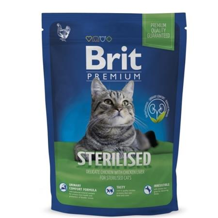 Brit Premium Cat Sterilised 1,5kg NEW; 81969