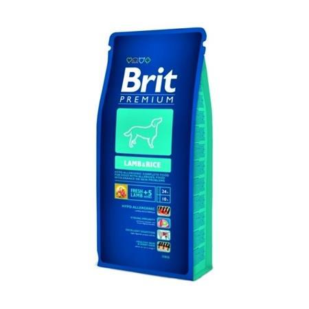 Brit Premium Dog Lamb&Rice 8kg