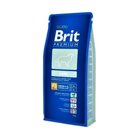 Brit Premium Dog Light 3kg; 46896