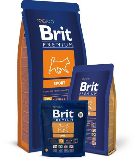 Brit Premium Dog Sport 3kg; 53126