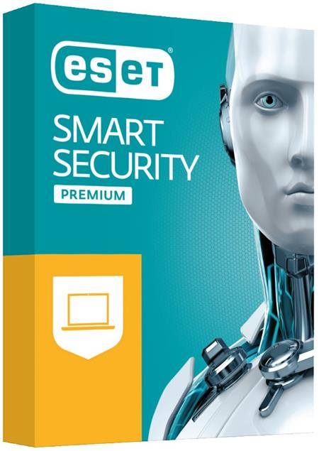Licence ESET Smart Security Premium, 4 stanice, 1 rok; ESSP004N1