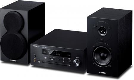 YAMAHA MCR-N470 BLACK; MCR-N470 BLACK