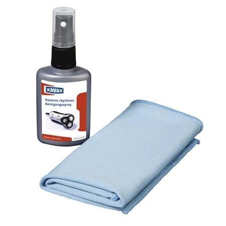 Xavax čisticí sprej pro holicí/epilační strojky, 50 ml; 111729