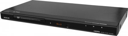 SENCOR SDV 7406H - DVD přehrávač, HDMI, USB, DivX/MP3 - BAZAR; 35046299baz