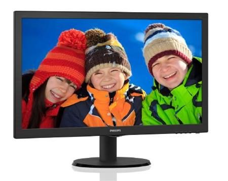 "Philips LCD 223V5LHSB2 21,5""wide /1980x1020 / 5ms / 10mil:1 / HDMI / LED; 223V5LHSB2/00"