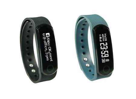 Aligator Q-Band Q-66HR - Bluetooth Smart fitness náramek; Q66