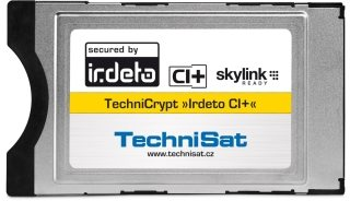 CA modul IRDETO TechniSat TechniCrypt CI+ V2; IST-CAMTEIR101