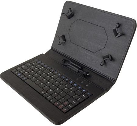 """iGET S7B - 7"""" pouzdro s klávesnicí - černá; S7B"""