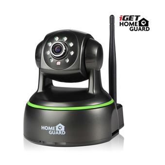iGET HGWIP811 - bezdr. rotační IP kamera 1080p; HGWIP811