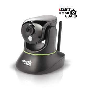 iGET HGWIP720 - WiFi rotační IP HD kamera 720p,PIR; HGWIP720