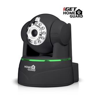 iGET HGWIP710 - bezdr. rotační IP HD kamera 720p; HGWIP710