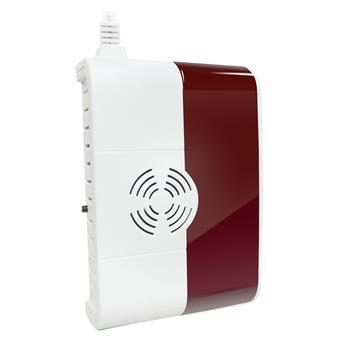 iGET SECURITY P6 - bezdrátový detektor plynu; P6