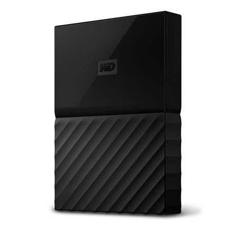 WD My Passport for MAC 1TB; WDBFKF0010BBK-WESN