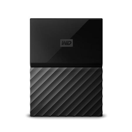 WD My Passport 2TB, černý; WDBYFT0020BBK-WESN