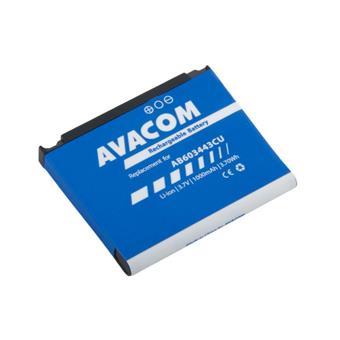 Baterie AVACOM GSSA-G800-S1000 do mobilu Samsung SGH-G800, S5230 Li-Ion 3,7V 1000mAh; GSSA-G800-S1000