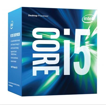 Intel Core i5-7400; BX80677I57400