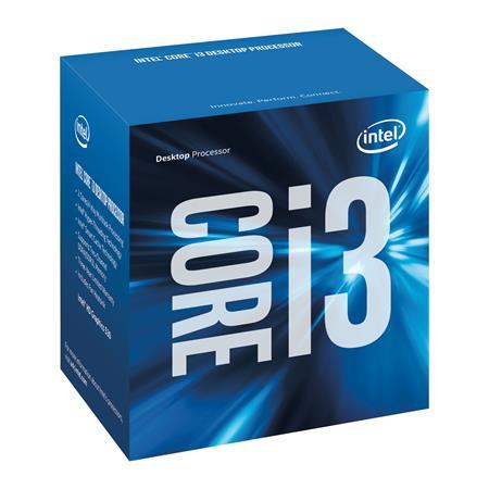 Intel Core i3-7300; BX80677I37300