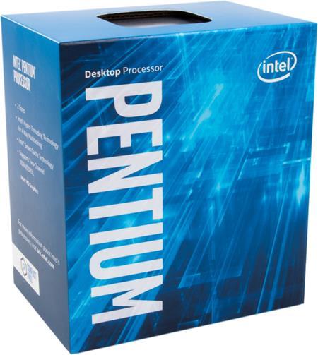 Intel Pentium G4600; BX80677G4600