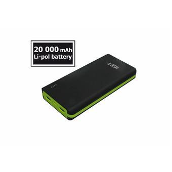 iGET POWER B-20000P (20 000mAh) Li-Pol powerbank; B-20000P
