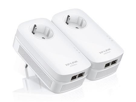 TP-Link TL-PA9020P 2000Mbps Powerline Starter Kit; TL-PA9020PKIT