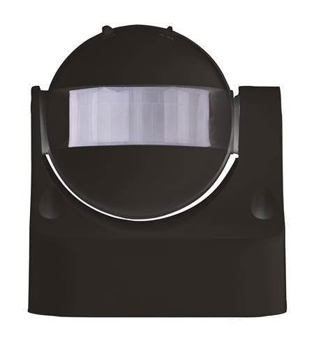 EMOS PIR senzor (pohybové čidlo) IP44 W 1200W černé *G1125; 1454007250