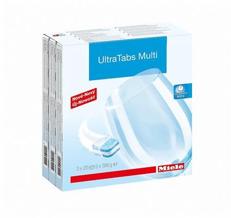MIELE Tablety do myček nádobí UltraTabs Multi; 10245620