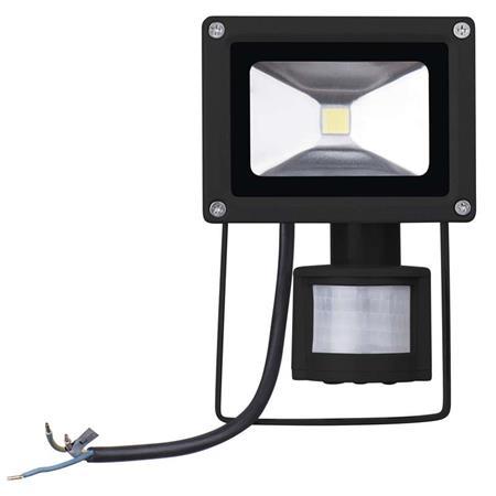 EMOS LED reflektor HOBBY PIR 10W studená bílá *ZS2310; 1531231010