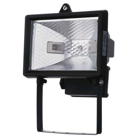 EMOS Reflektor 150W bez PIR senzoru černý *G2101; 1444150022