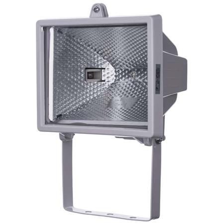 EMOS Reflektor 500W bez PIR senzoru bílý *G2202; 1444500012